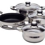 Oneida Immaculate 18/10 Stainless Steel Cookware