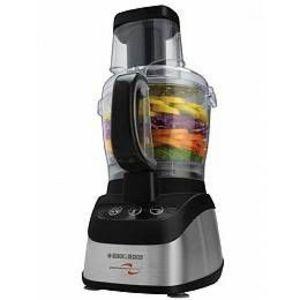 Black & Decker PowerPro 2-in-1 Food Processor