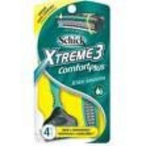 Schick Xtreme 3 Comfort Plus Razor