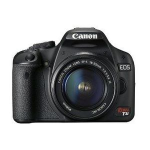 Canon - Rebel T1i Digital Camera