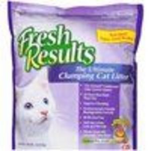 Fresh Results Clumping Cat Litter