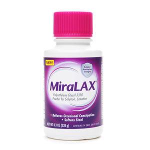 MiraLAX Laxative Powder