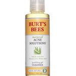 Burt's Bees cleanser