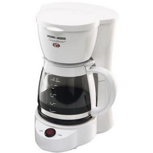 Black & Decker SmartBrew 5-Cup Coffee Maker DCM500 Reviews Viewpoints.com