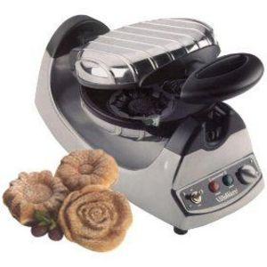 VillaWare Uno Petite Flower Waffle Maker