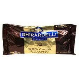 Ghirardelli 60 Cacao Bittersweet Chocolate Chips Reviews