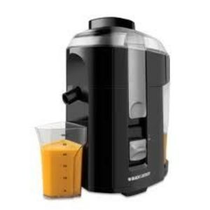 Black & Decker Fruit and Vegetable Juice Extractor JE2200