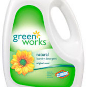 Clorox Green Works Natual Laundry Detergent