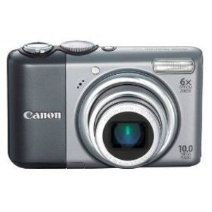 Canon - A2000 IS Digital Camera
