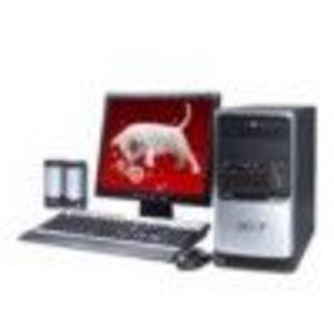Acer Aspire desktop computer