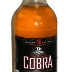 Cobra Premium Malt Liquor