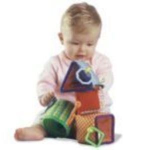 Infantino Infantino Peek Rattle and Teethe