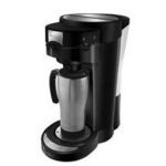 Mr. Coffee Home Cafe Single-Cup Coffee Maker