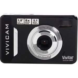 Vivitar - Vivcam 5022 Digital Camera