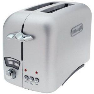 DeLonghi 2-Slice Retro Toaster