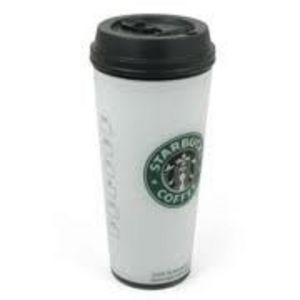 Starbucks Clear Tumbler