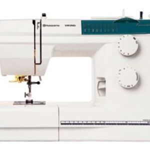Husqvarna Viking Electronic Sewing Machine Emerald