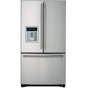 LG French Door Refrigerator LFD25860SB LFD25860SW