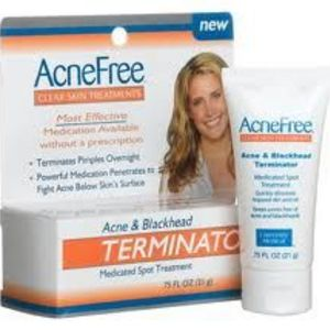 AcneFree Acne and Blackhead Terminator Spot Treatment