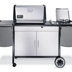 Weber Genesis Gold Natural Gas Grill