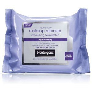 Neutrogena Make-up Removing Cloths - Night Calming
