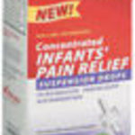 CVS Concentrated Infants' Pain Relief Suspension Drops