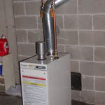 Toyotomi Oil-fired Tankless Water Heater OM-148