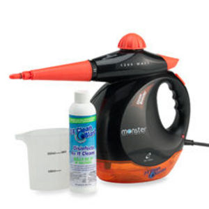 Monster Euro-Flex Steam Cleaner/Wrinkle Remover
