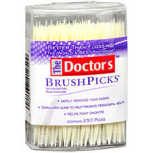MedTech Products The Doctor's Brush Picks