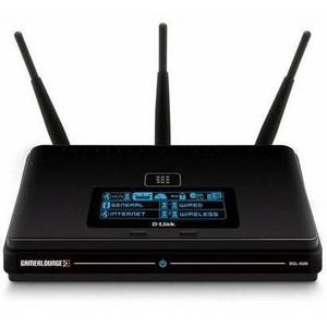 D-Link Wireless N Xtreme Gaming Router