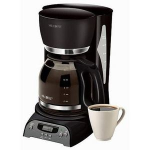 Mr Coffee Maker Ratings : Mr. Coffee 12-Cup Programmable Coffee Maker DRX23 Reviews Viewpoints.com