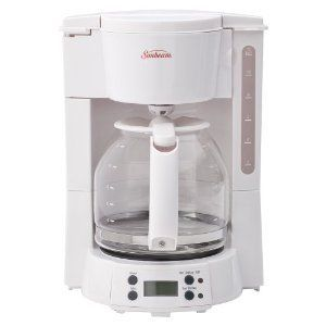 Sunbeam 12 Cup Programmable Coffeemaker