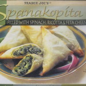 Trader Joe's Spanakopita