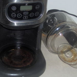 GE Coffee Pot 12 cup
