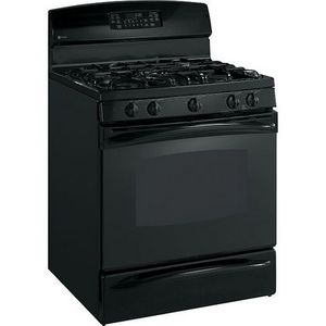 GE Profile Freestanding Gas Range