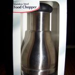 Farberware Commercial Stainless Steel Food Chopper