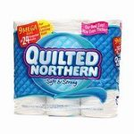 Quilted Northern Soft & Strong Bathroom Tissue