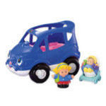 Fisher Price Little People Lil Movers SUV