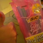 BIC silky touch