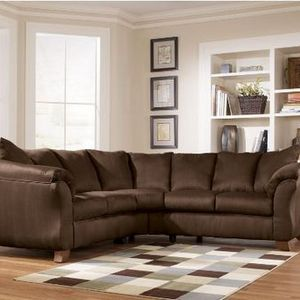 Ashley Furniture Durapella   Cocoa Sectional Sofa