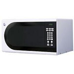 GE 1000 Watt 1.3 Cubic Feet Microwave Oven 1358WL