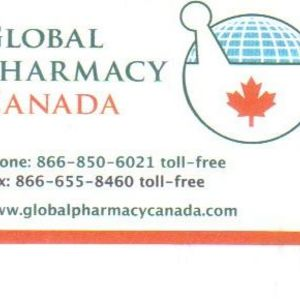 Global Pharmacy Canada