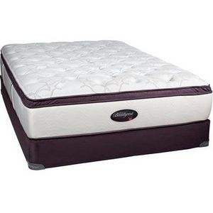 Simmons Beautyrest Pillow Top King Size Mattress Home Decor