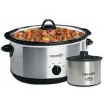 Crock-Pot 8-Quart Slow Cooker