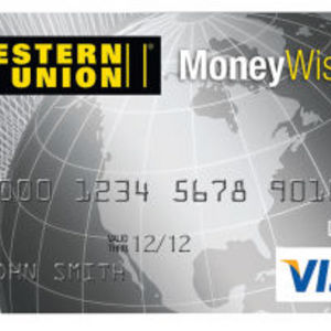 Western Union - MoneyWise Visa Card
