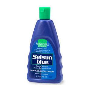 Selsun Blue Moisturizing Formula Dandruff Shampoo