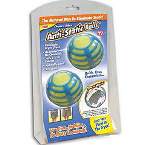 Dryer Max Anti-Static Dryer Balls