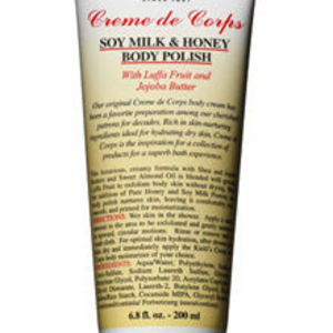 Kiehl's Creme de Corps Soy Milk & Honey Body Polish