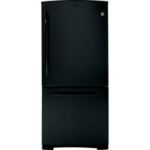 GE Bottom-Freezer Refrigerator GDSC0KCXWW