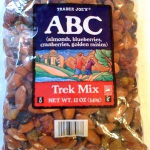Trader Joe's - ABC Trek Mix